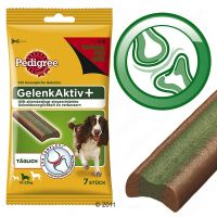 Pedigree Gelenk Aktiv Plus f&#252;r gro&#223;e Hunde - 7 St&#252;ck (151 g)