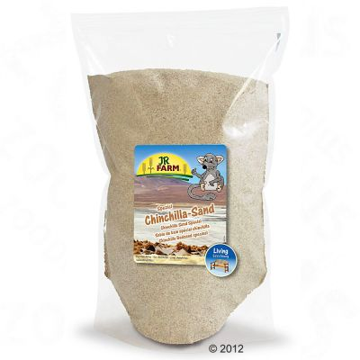 JR Farm Chinchilla-Sand Special - 1 kg