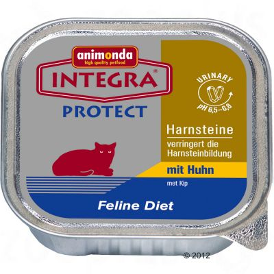 Integra Protect Urinary - 6 x 100 g Chicken