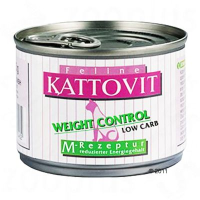 Kattovit Weight Control - 6 x 175 g