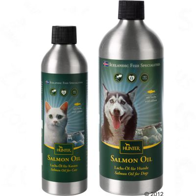 Hunter Salmon Oil - 500ml