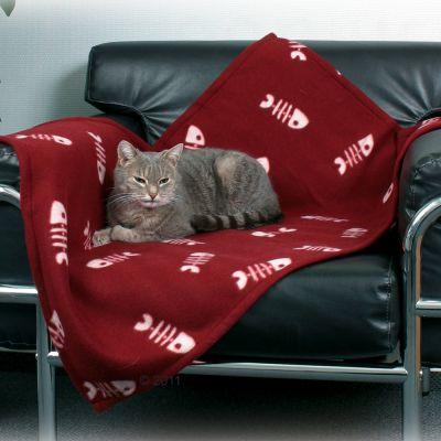 Couverture polaire pour chat Beany- L 100 x l 70 cm