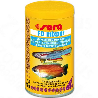 Sera FD Mixpur - 100 ml