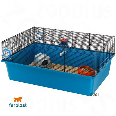 Kios Small Pet Cage - grey