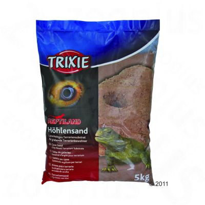 Trixie Terrarium Substrate dark red - 5 kg