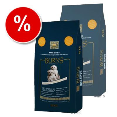 Burns Mini Bites - Economy Pack: 2 x 15 kg