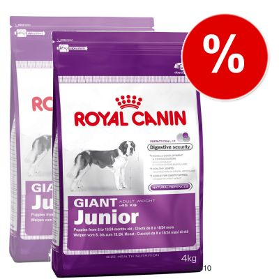 Royal Canin Giant Junior - Economy Pack: 2 x 15 kg