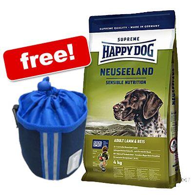 Happy Dog Supreme + Treat Bag Free! - Maxi Baby GR 29 (15 kg)