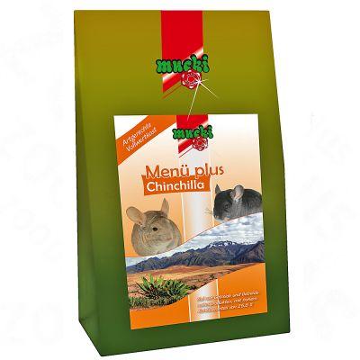Mascotas - Mucki Menú plus Chinchilla - - 3 kg