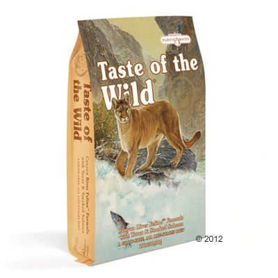 Taste of the Wild - Canyon River Feline - Economy Pack: 2 x 6.8kg