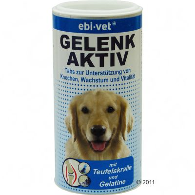 EBI-vet Joint Active Tablets - 125 g (approx. 200 tablets)