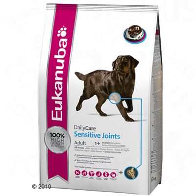 Eukanuba Daily Care Sensitive Joints - 12.5 kg