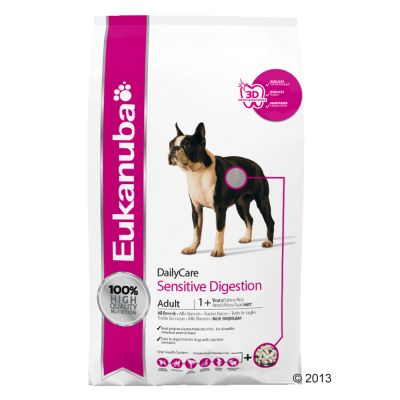Eukanuba Daily Care - Sensitive Digestion - 12.5kg