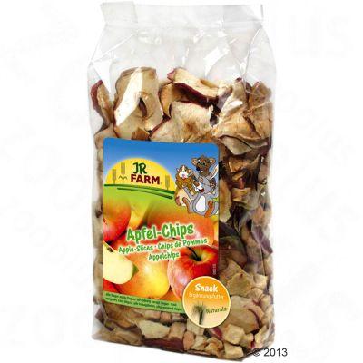 JR Farm Chips de pomme pour rongeur et lapin - 250 g