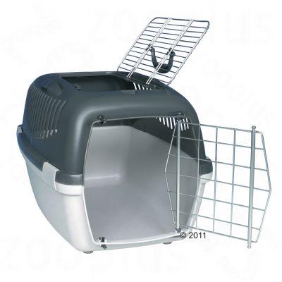 Cage de transport pour chien et chat Capri Open Top- L 61 x l 40 x H 38 cm