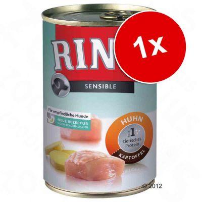 Rinti Sensible Pur, 1 x 400 g - - Kurczak