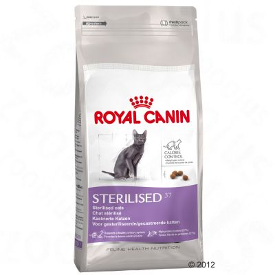 Croquettes pour chat Royal Canin Sterilised 37- 10 kg