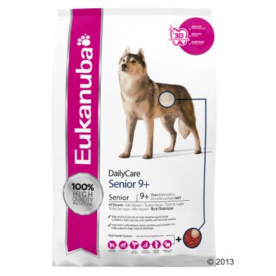 Eukanuba Daily Care - Senior 9+ - Economy Pack: 2 x 12kg