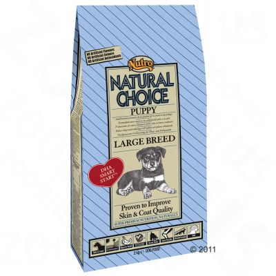 Nutro Natural Choice Puppy Large Breed - Economy Pack: 2 x 12kg
