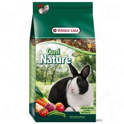 Cuni Nature pour lapin - 2 x 10 kg