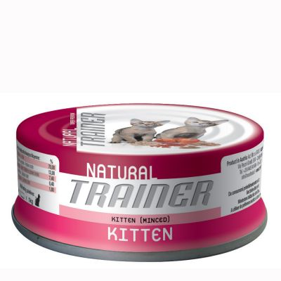 Nova Foods Trainer Natural Kitten - Saver Pack: 24 x 70 g
