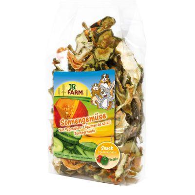 JR Farm Legumes du soleil pour rongeur et lapin - 2 x 200 g