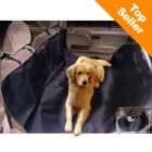 Seat Guard Car Cover - 165 x 140 cm (L x W)/ colour: black