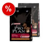 Pro Plan Dry Dog Food Economy Packs - Adult Light Original Chicken & Rice: 2 x 14 kg