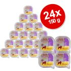 Integra Sensitive Tray Saver Pack 24 x 150 g - Turkey & Potato