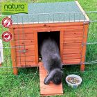 Trixie Natura Small Pet House - Sun Protection Net: 116 x 72 cm (LxW)