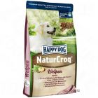 Happy Dog Natur-Croq for Puppies - Economy pack: 2 x 15 kg