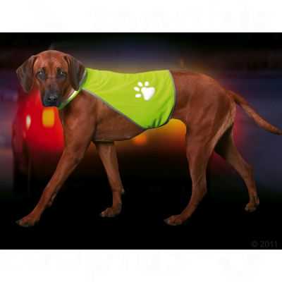 Safety-Dog Reflective Dog Vest - Size M
