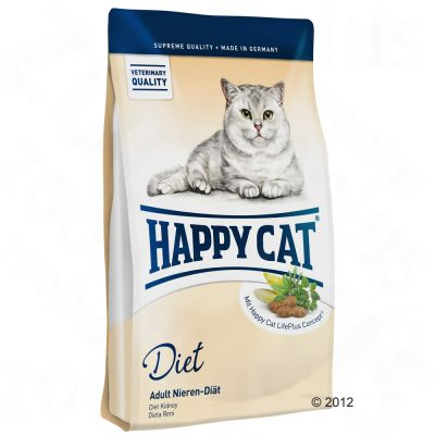 Happy Cat Kidney Diet - Economy Pack: 2 x 1.8kg