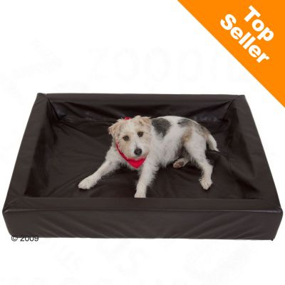 Hygienic Dog Bed - Tabac - 100 x 80 cm (L x W)