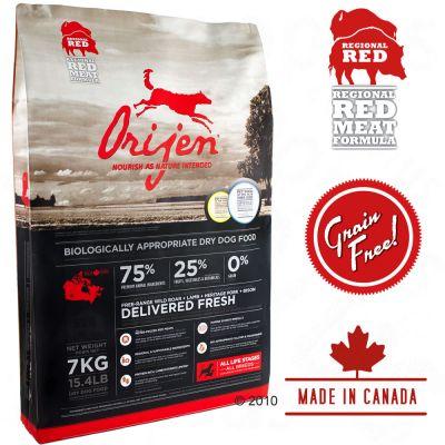 Orijen Regional Red - Economy Packs 2 x 13.5 kg