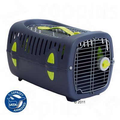 Cage de transport pour chien et chat Touring Deluxe Open- L 50 x l 32 x H 29,5 cm