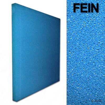 Filter Media blue fine - fine
