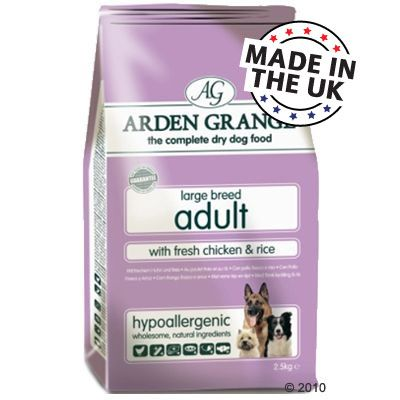 Arden Grange Dog Adult Large Breed Chicken & Rice - 15 kg