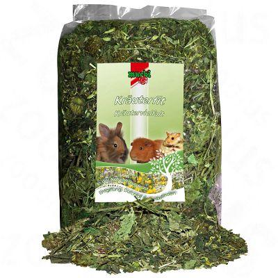 Complement alimentaire aux 3 plantes pour rongeur et lapin - 250 g
