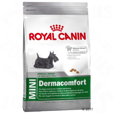 Royal Canin Health Nutrition Mini Dermacomfort - 4 kg