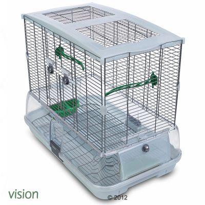 Hagen Vision II Bird Cage Model M01 - white M01: 62 x 38 x 53 cm (LxWxH)