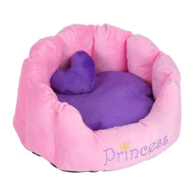Princess Snuggle Bed - 45 x 40 x 30 cm (L x W x H)