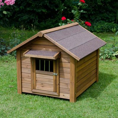 Dog Kennel Sylvan Classic - Size L: 117 x 99 x 88 cm (L x W x H) (2 packages*)