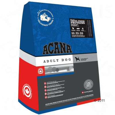 Acana Adult Dog Hundefutter – 2,5 kg