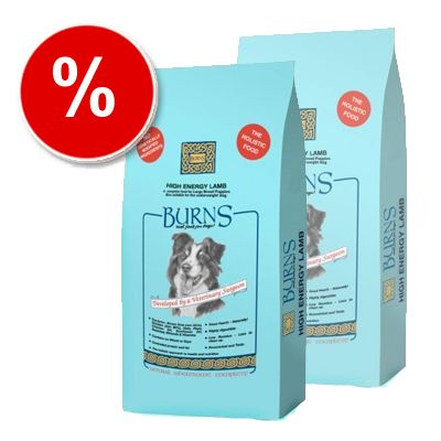 Burns High Energy Lamb - Economy Pack: 2 x 15 kg