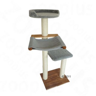 Cat Tree Redwood II - grey (2 packages*)