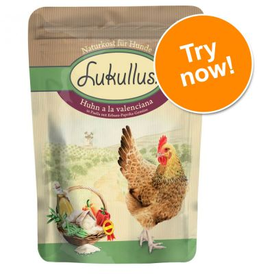 Lukullus Pouches Mixed Trial Pack 6 x 300g - 3 Varieties