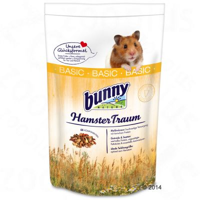 Bunny pour hamster - 600 g