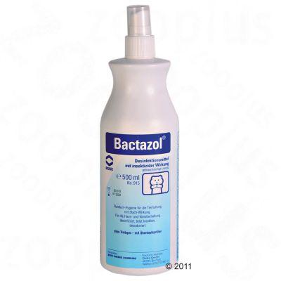 Desinfectant et antiparasitaire Bactazol - 2 x 500 mL