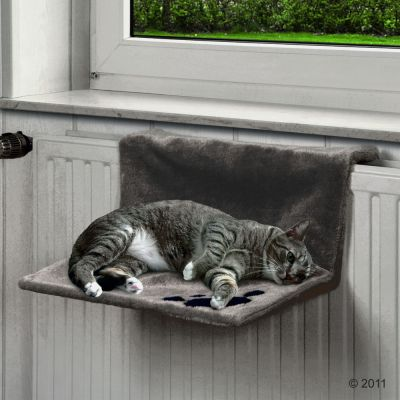 Kitty Siesta Radiator Bed - 46 x 30 x 23 cm (L x W x H)